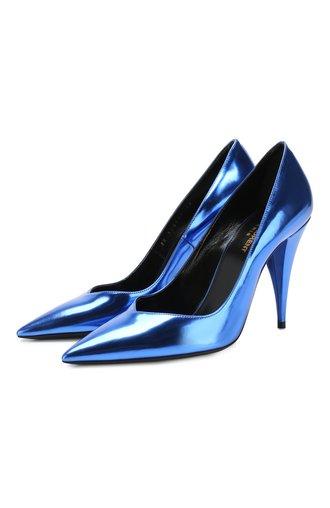 Кожаные туфли Kiki