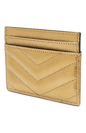 Кожаный футляр для кредитных карт Monogram | Фото №2