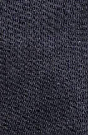 Мужской шелковый галстук GUCCI синего цвета, арт. 571780/4E002 | Фото 3