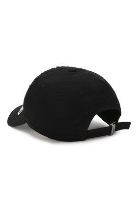 Мужской хлопковая бейсболка DOLCE & GABBANA черного цвета, арт. GH590Z/G8AL8 | Фото 2