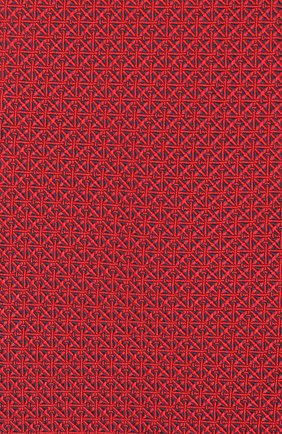 Мужской шелковый галстук BRIONI красного цвета, арт. 062I00/08447 | Фото 3