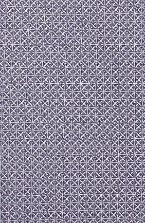 Мужской шелковый галстук BRIONI сиреневого цвета, арт. 062I00/08447 | Фото 3