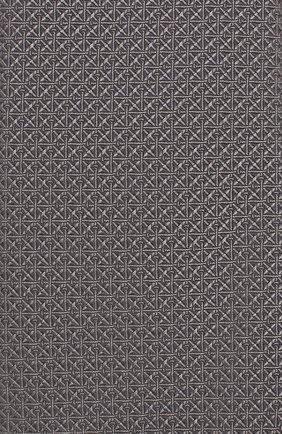 Мужской шелковый галстук BRIONI темно-серого цвета, арт. 062I00/08447 | Фото 3