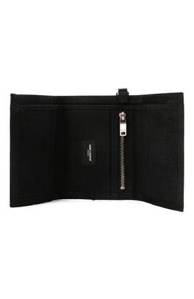 Мужской текстильное портмоне SAINT LAURENT хаки цвета, арт. 586279/GL0IE | Фото 4