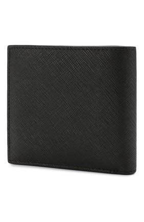 Мужской портмоне BALLY черного цвета, арт. BRASAI.0F/30 | Фото 2