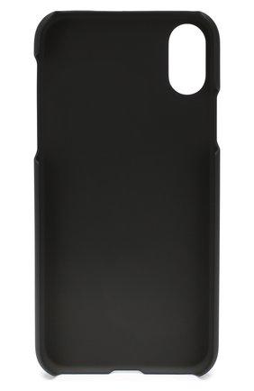 Мужской чехол для iphone x/xs OFF-WHITE черного цвета, арт. 0MPA007E192940281001 | Фото 2