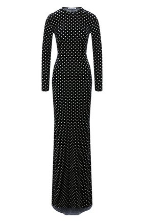 Платье в горох | Фото №1