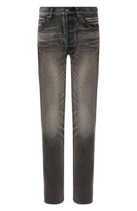 Женские джинсы BALENCIAGA черного цвета, арт. 583243/TEW05 | Фото 1