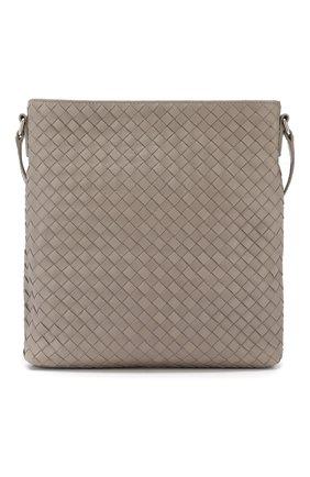 Кожаная сумка-планшет | Фото №1