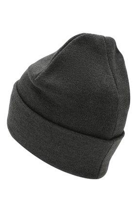 Мужская шапка GIVENCHY серого цвета, арт. GVCAPP/U1598   Фото 2