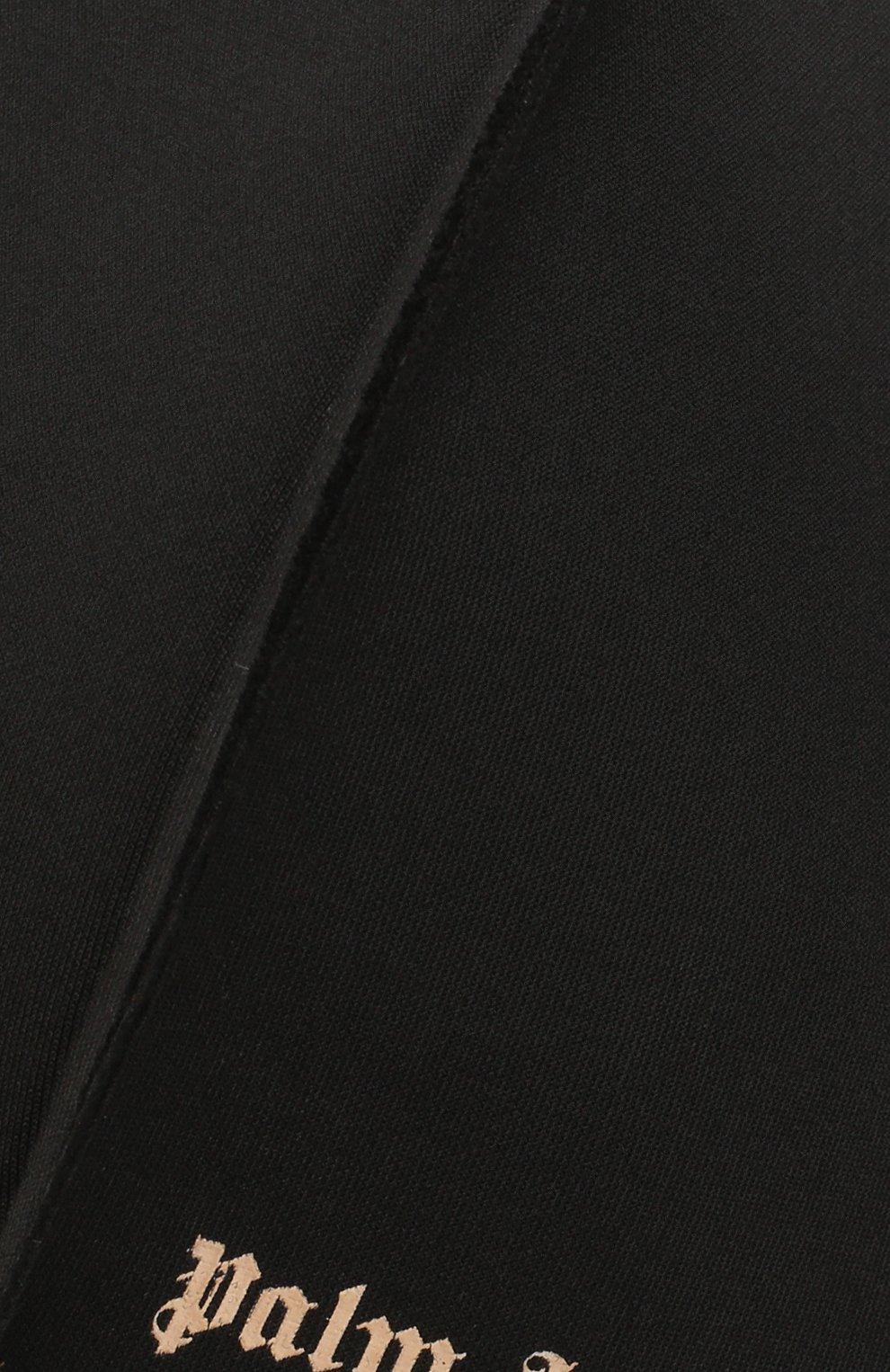 Мужская маска для лица PALM ANGELS черного цвета, арт. PMRG001E194800021001 | Фото 3
