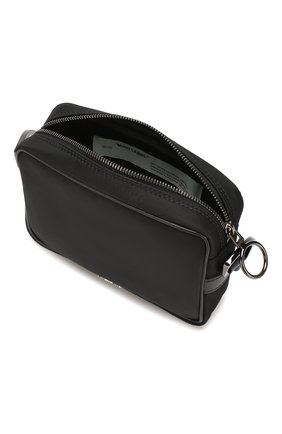Мужская сумка OFF-WHITE черного цвета, арт. 0MNA049E19E480021000 | Фото 4