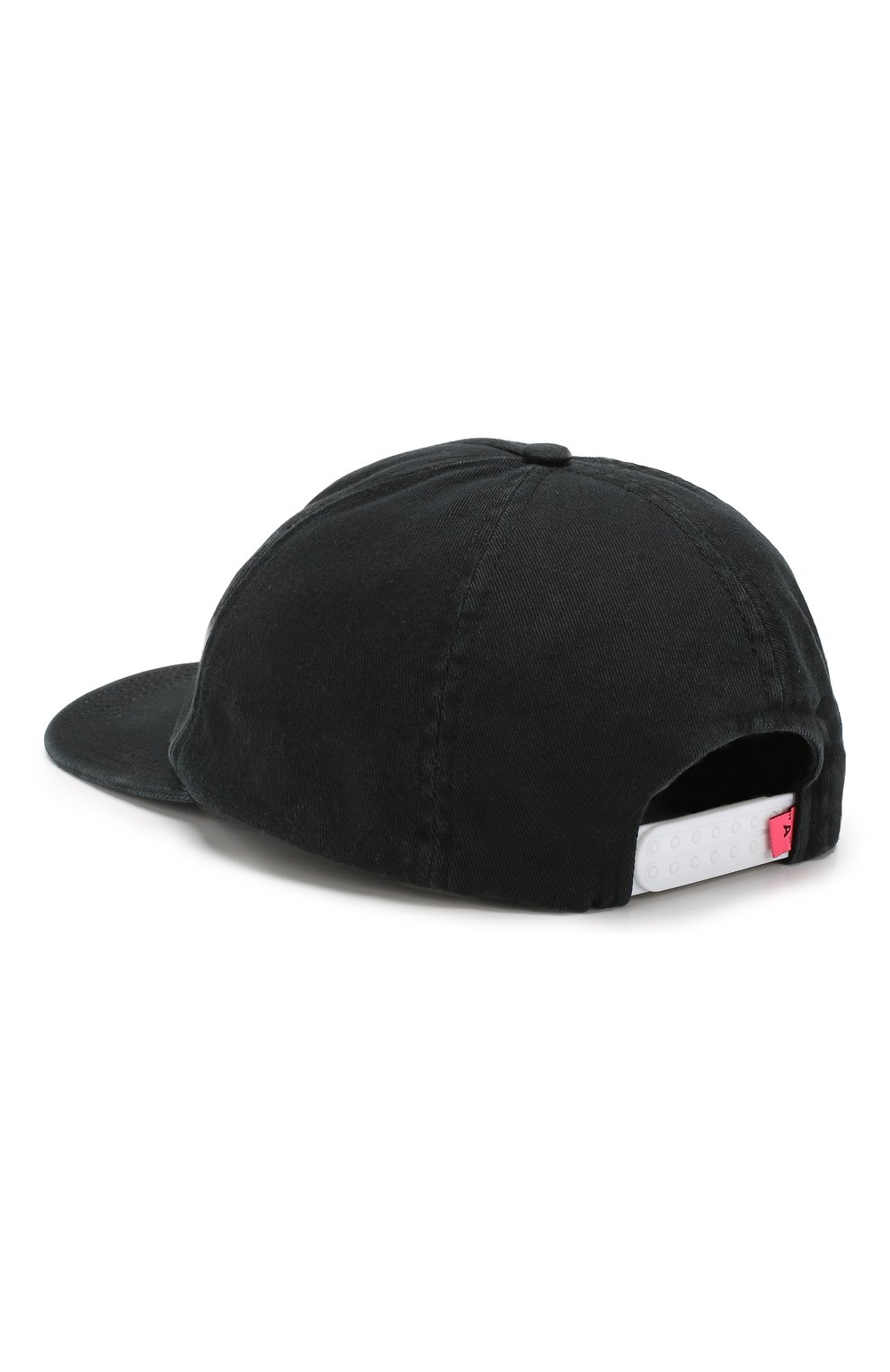 Мужской хлопковая бейсболка OFF-WHITE черного цвета, арт. 0MLB008E194000061088 | Фото 2