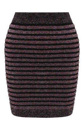 Женская юбка BALMAIN разноцветного цвета, арт. SF14260/K415 | Фото 1