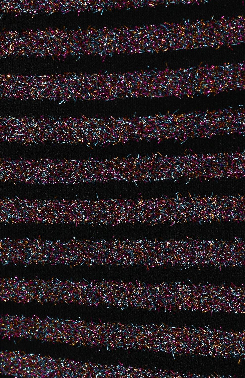 Женская юбка BALMAIN разноцветного цвета, арт. SF14260/K415 | Фото 5