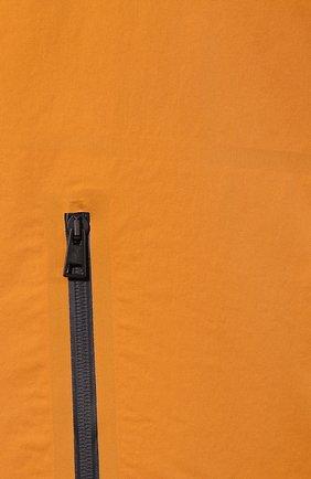 Женская куртка BOTTEGA VENETA оранжевого цвета, арт. 573035/VF4K0   Фото 5