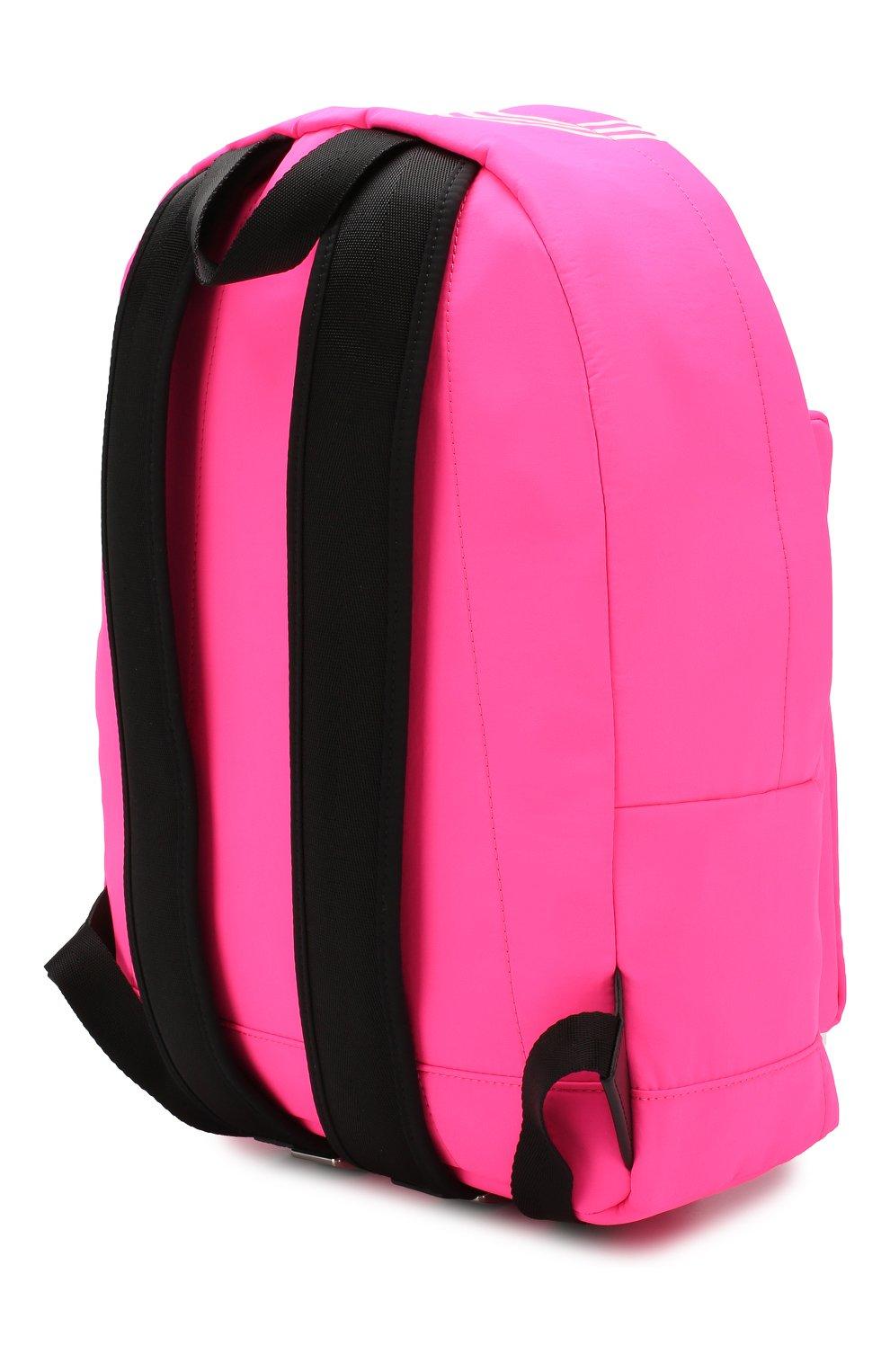Женский рюкзак KENZO фуксия цвета, арт. F855SF213F24 | Фото 3