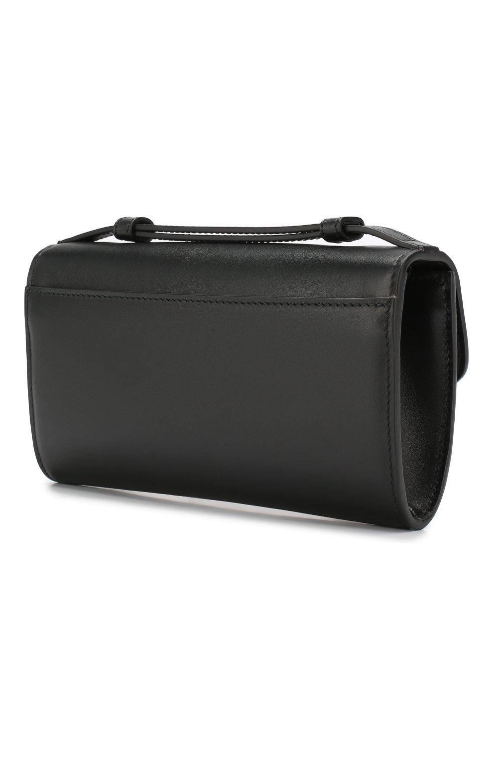 Женская сумка gucci zumi mini GUCCI черного цвета, арт. 564718/05J0X | Фото 3