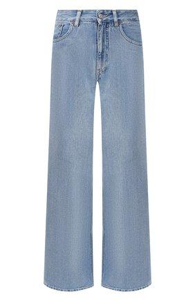 Женские джинсы MM6 голубого цвета, арт. S52LA0094/S30460 | Фото 1