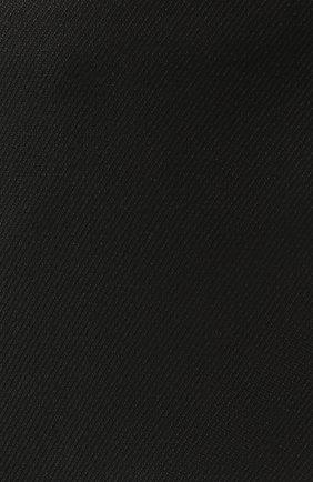 Женские юбка-шорты REDVALENTINO черного цвета, арт. SR3RFB75/1Y1 | Фото 5