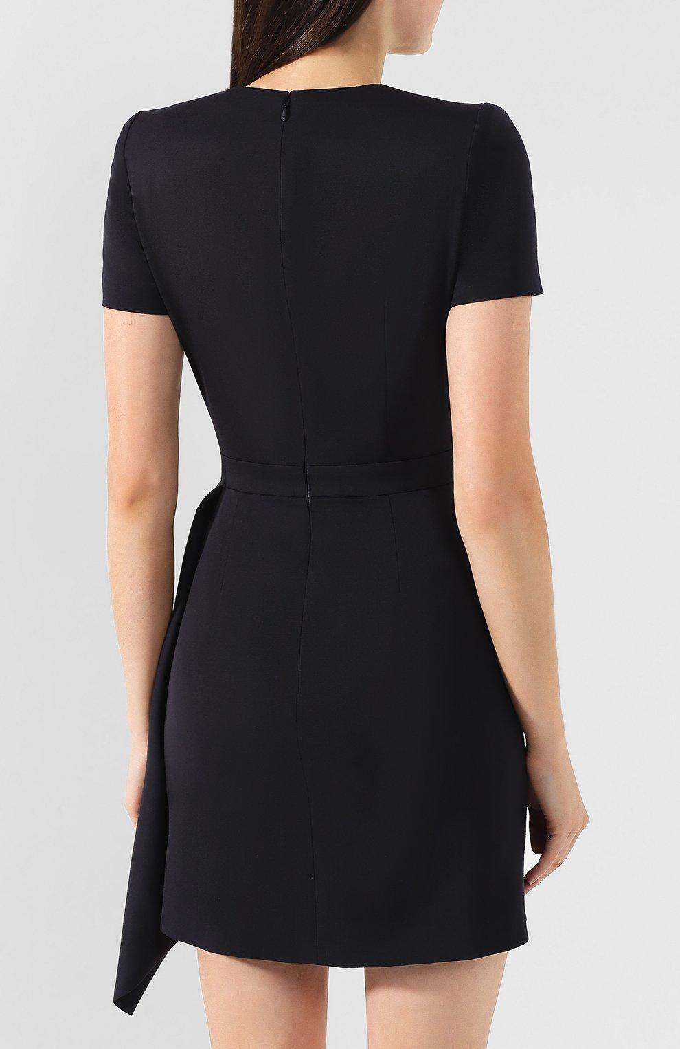 Шерстяное платье | Фото №4