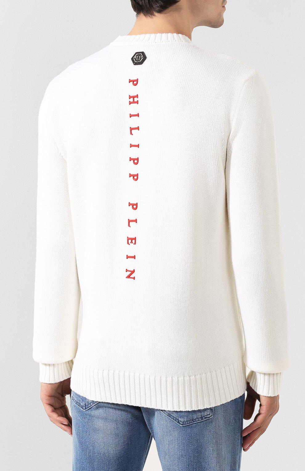 Шерстяной свитер   Фото №4