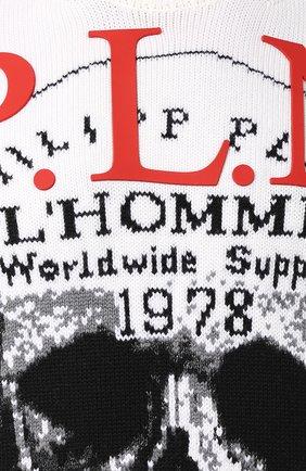 Шерстяной свитер   Фото №5