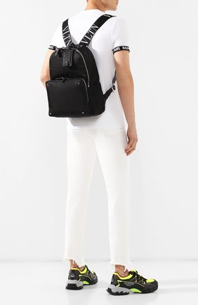 Мужской текстильный рюкзак valentino garavani vltn VALENTINO черного цвета, арт. SY2B0340/RPY | Фото 2