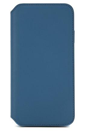 Мужской чехол для iphone xs max APPLE  синего цвета, арт. MRX52ZM/A   Фото 1