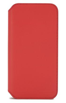 Мужской чехол для iphone x/xs APPLE  красного цвета, арт. MRX12ZM/A | Фото 1