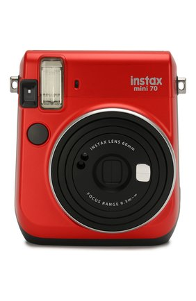Мужская фотоаппарат fujifilm instax mini 70 red  INSTAX красного цвета, арт. 4547410321883 | Фото 1
