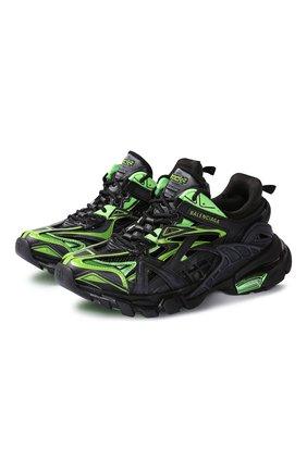 Текстильные кроссовки Track.2 | Фото №1