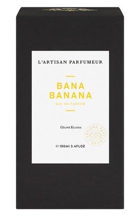 парфюмерная вода bana banana L'ARTISAN PARFUMEUR бесцветного цвета, арт. 3660463005171   Фото 2