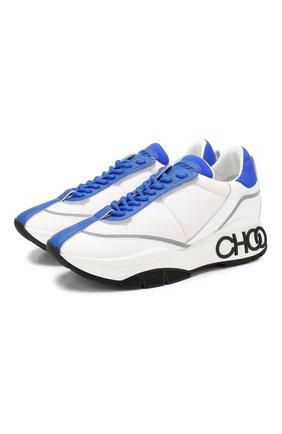 Комбинированные кроссовки Raine | Фото №1