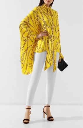 Текстильные босоножки Misty 100 | Фото №2