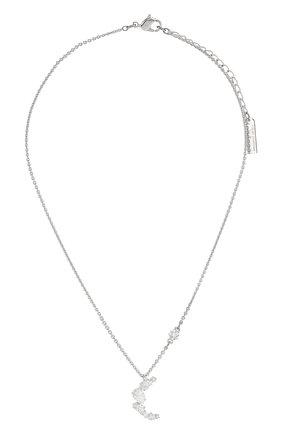 Женская подвеска moonsun swarovski x penelope cruz SWAROVSKI серебряного цвета, арт. 5508442 | Фото 1