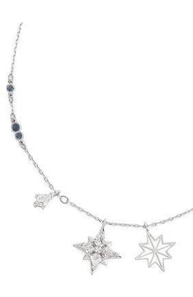 Женская подвеска symbolic star SWAROVSKI серебряного цвета, арт. 5511404 | Фото 2
