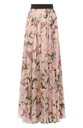 Шелковая юбка | Фото №1