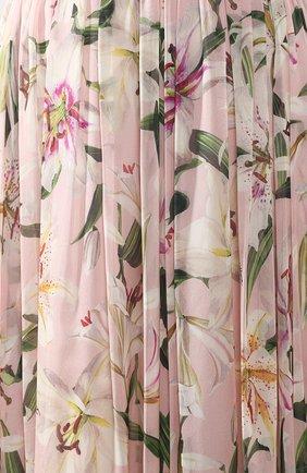 Шелковая юбка   Фото №5