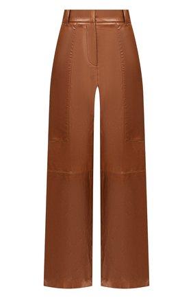 Кожаные брюки   Фото №1
