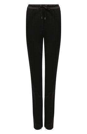 Женские брюки из смеси хлопка и шелка TOM FORD черного цвета, арт. PAJ045-FAX351 | Фото 1