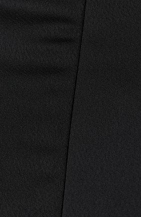Женская юбка с разрезом PAUL&JOE черного цвета, арт. K0RTENSE   Фото 5