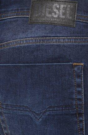 Джинсы Diesel темно-синие | Фото №5