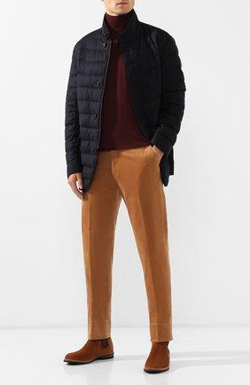 Мужские хлопковые брюки RALPH LAUREN коричневого цвета, арт. 798761759 | Фото 2