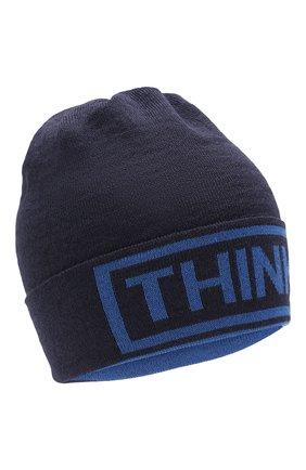 Детского шапка CATYA синего цвета, арт. 923705 | Фото 1