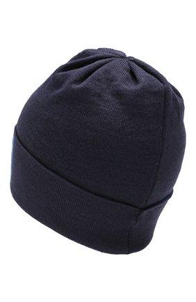 Детского шапка CATYA синего цвета, арт. 923705 | Фото 2