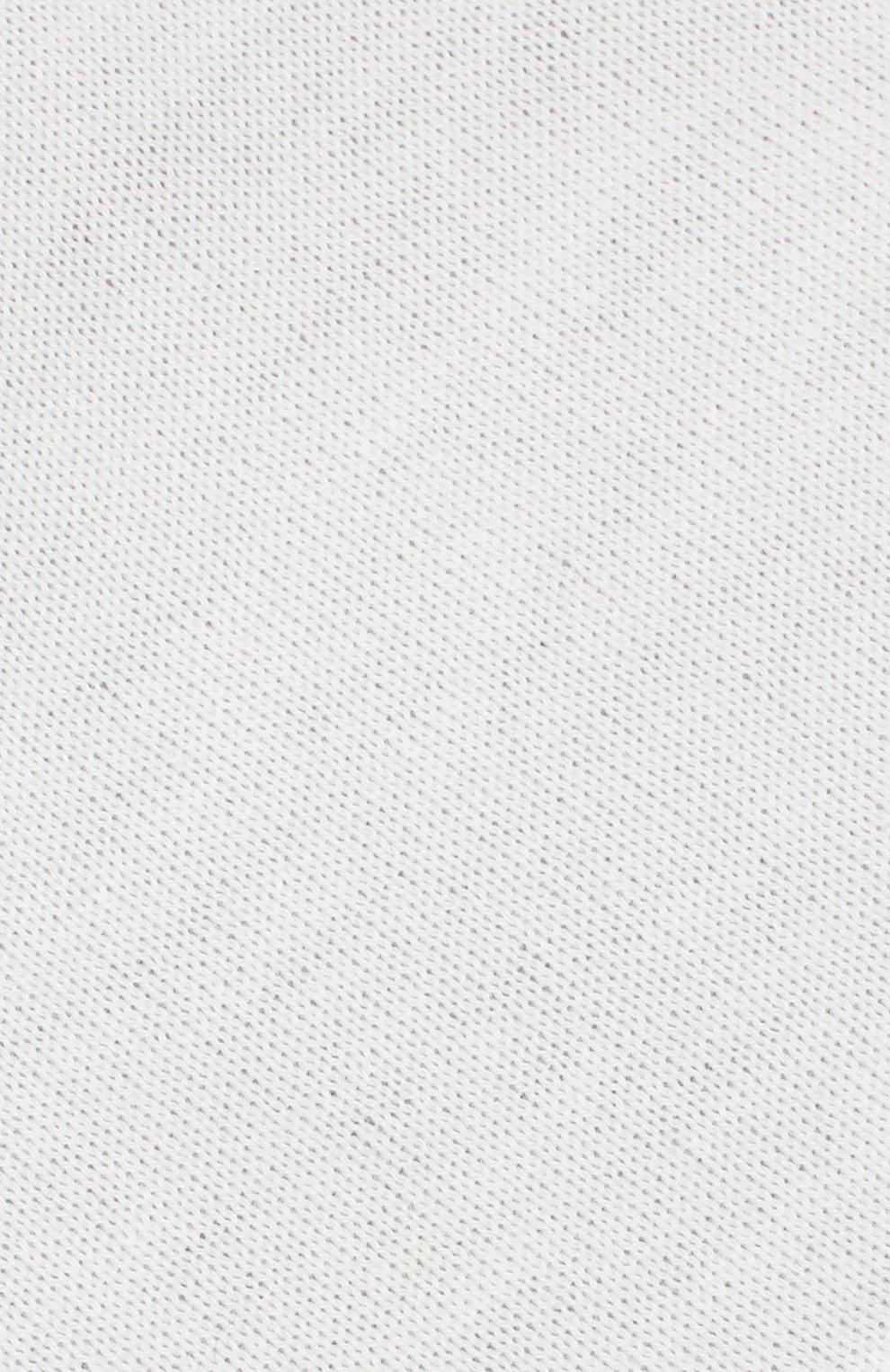 Детского шерстяная шапка CATYA белого цвета, арт. 923690/1 | Фото 3
