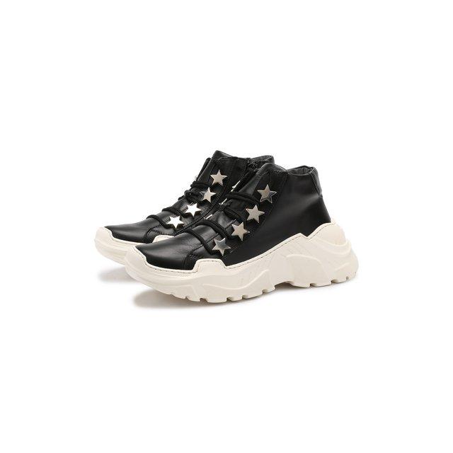 Кожаные кроссовки Trevirgolazero 3,0 — Кожаные кроссовки