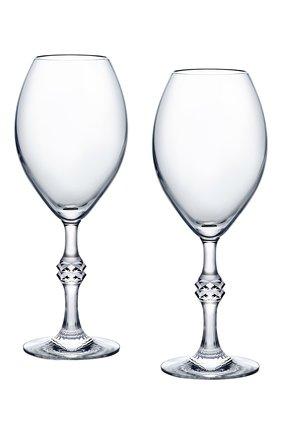 Мужского набор из 2-х фужеров для шампанского jcb passion BACCARAT прозрачного цвета, арт. 2 812 815 | Фото 1