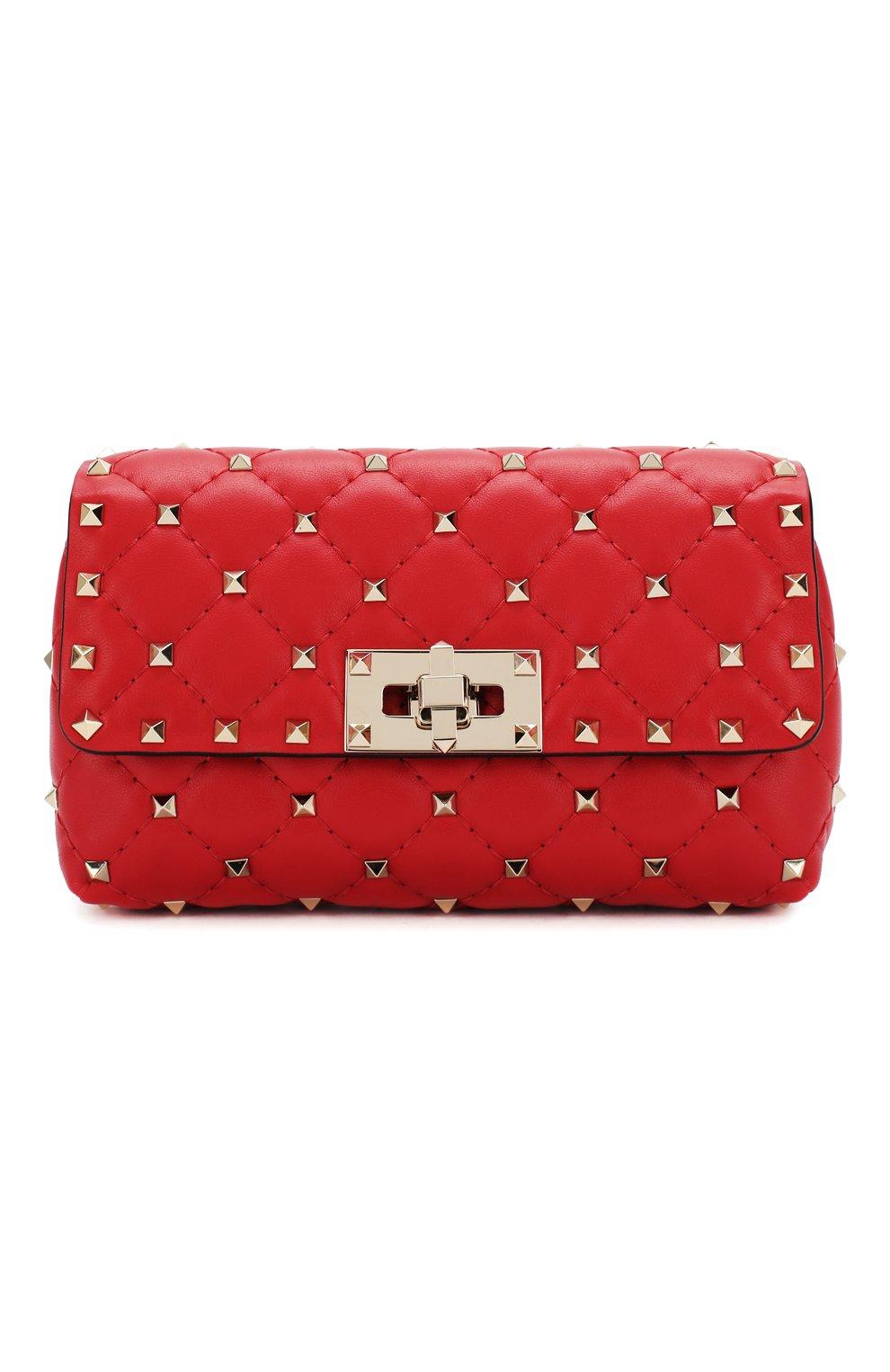 Поясная сумка Valentino Garavani Rockstud Spike small | Фото №1